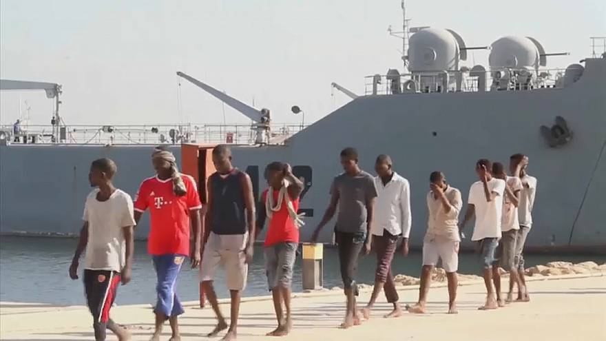 Amnesty warns against 'outsourcing' migrant crisis to Libya