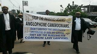 Detention of some Cameroonian activists extended by military court