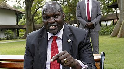 S. Sudanese opposition leader 'responds positively' to joining peace talks