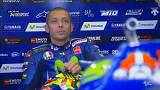 Valentino Rossi suffers double leg break