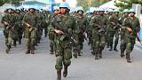 Kivonul a brazil kontingens Haitiről
