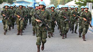 Le Brésil retire ses Casques bleus d'Haïti