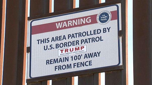 ΗΠΑ: Φτιάχνουν «πρωτότυπα» του τείχους με το Μεξικό