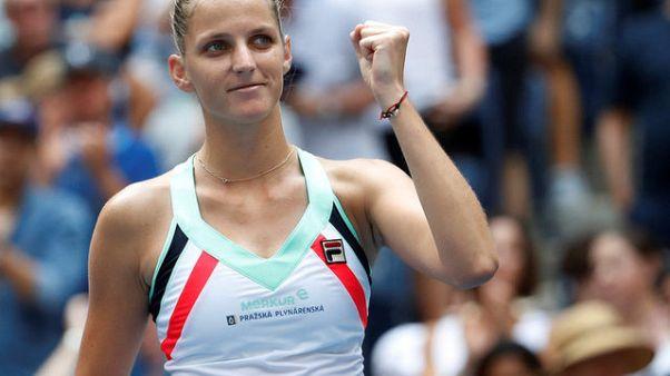 Cayó Dimitrov, Ganó Pliskova, Nadal y Federer avanzan en el US Open