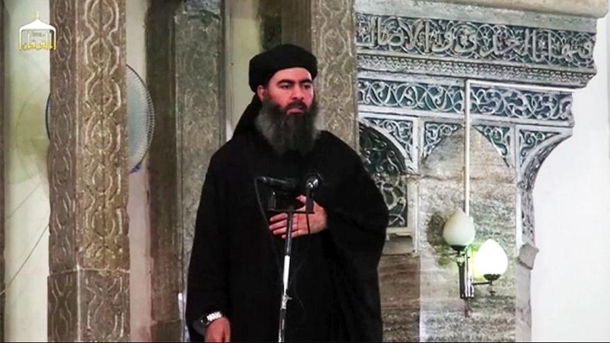 قائد التحالف الدولي: أبو بكر البغدادي على الارجح لا يزال حيا