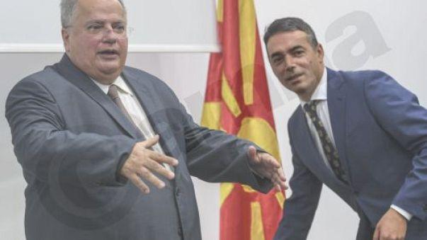 Namensstreit: Mazedonien ringt mit Griechenland