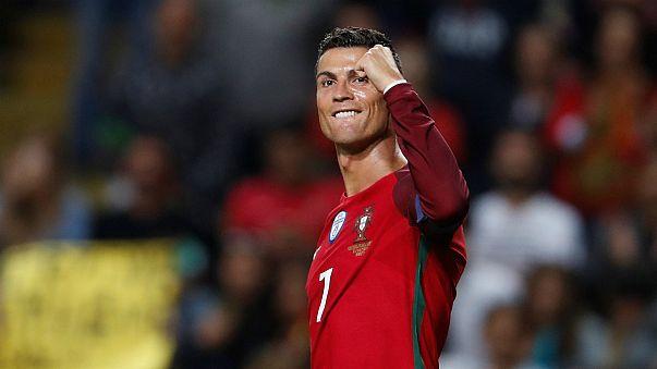 Cristiano Ronaldo ultrapassa Pelé