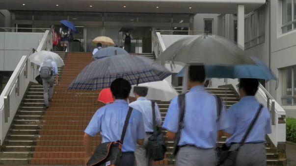 Les jeunes Japonais se suicident plus à la rentrée