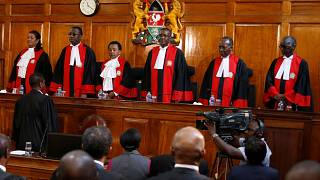 Kenya Supreme Court orders new presidential election