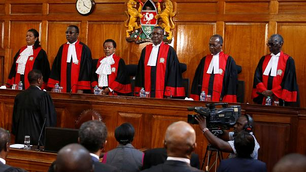 Kenya Supreme Court orders new presidential election