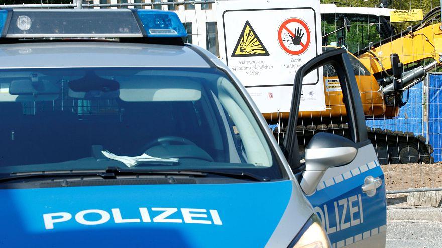 Frankfurt: Massenevakuierung wegen Riesenbombe
