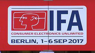 Globale Technik-Trends bei der IFA in Berlin