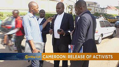 Cameroun : 55 personnes de la constestation anglophone recouvrent la liberté