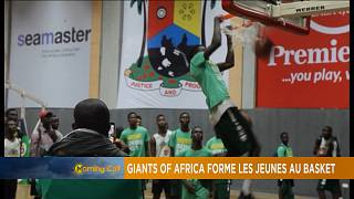 'Giants of Africa' basketball camp [The Morning Call]