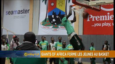 Un ancien international veut promouvoir le basket au Nigeria