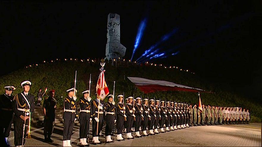 Polónia celebra os 78 anos do início da II Guerra Mundial