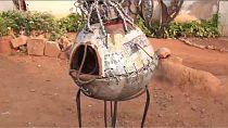 Cameroun: des objets d'art à partir de matériaux récupérés