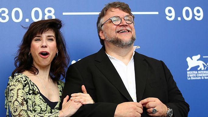 Guillermo del Toro triunfa en Venecia con 'La forma del agua'
