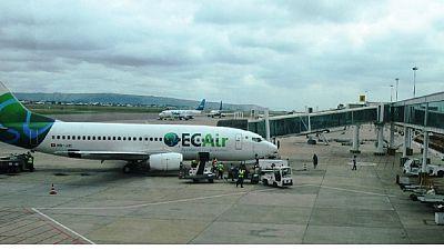 Congo : les travailleurs d'ECair réclament 13 mois de salaire