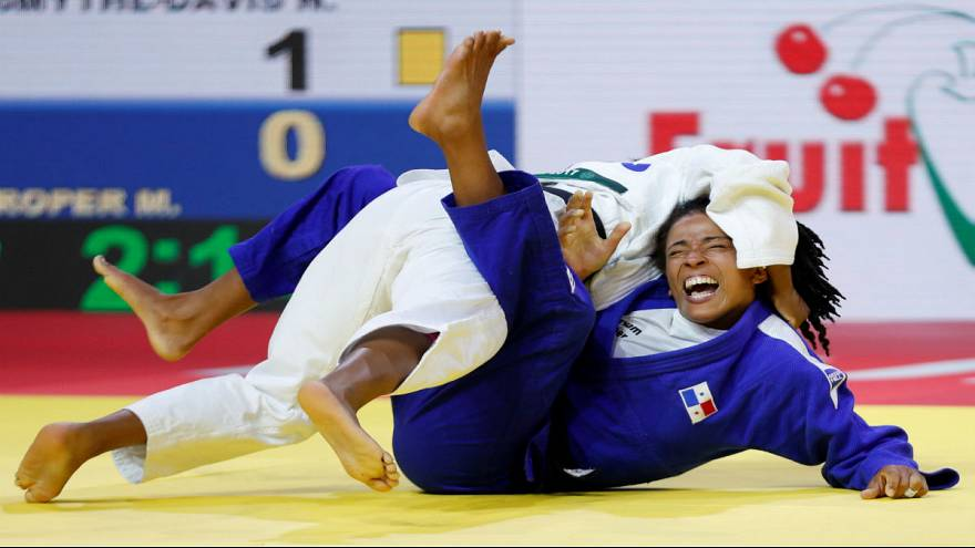 World Judo Championships: Competitors from around the world have differing expectations