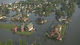Harvey Kasırgası: Teksas'ta zarar 125 milyar dolar