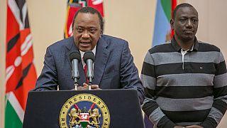 """Présidentielle au Kenya : Kenyatta n'approuve pas la décision de la Cour suprême mais la """"respecte"""""""