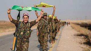 کنترل بخش قدیمی شهر رقه در سوریه از اختیار داعش خارج شد