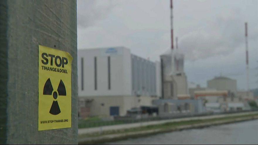 Ingyen jódot kapnak a belga atomerőmű miatt
