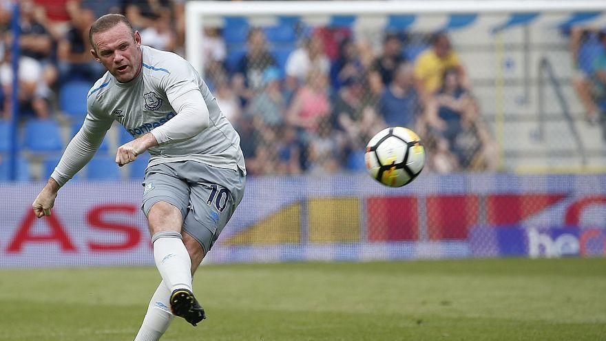 Rooney: ittas vezetés
