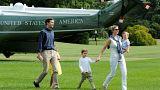 إيفانكا ترامب وزوجها قد يغادران البيت الأبيض قريبا