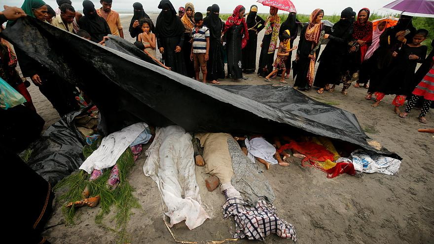 ۴۰۰ مسلمان روهینگیا در یک هفته به قتل رسیدند؛ ابراز نگرانی دبیرکل سازمان ملل
