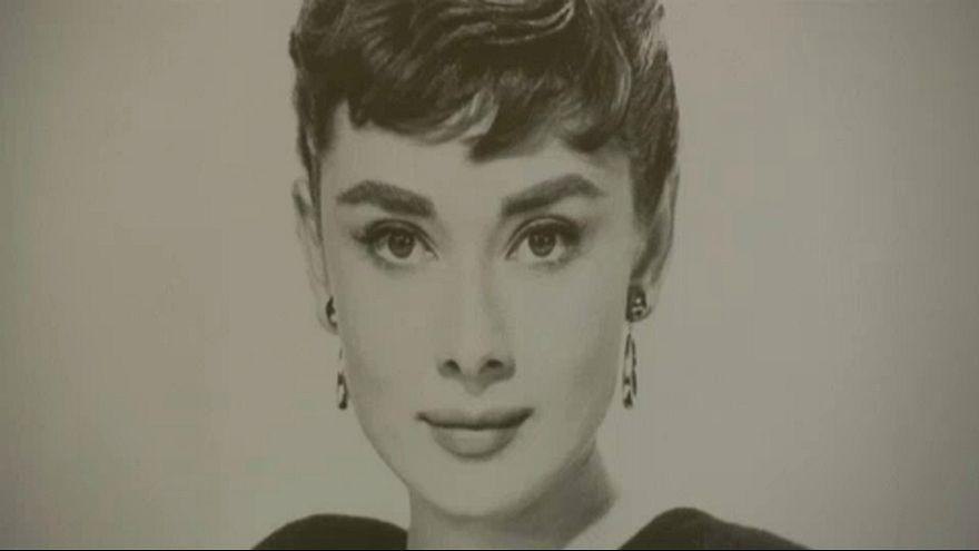 Kiállításon Audrey Hepburn relikviái