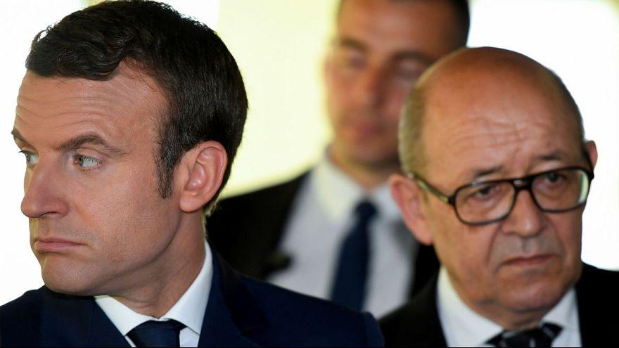 سیاست ضد و نقیض فرانسه در قبال بحران سوریه