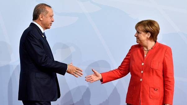 Merkel: Germany 'must react decisively' to detentions in Turkey