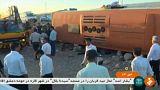 مقتل عدد من الطالبات الإيرانيات الموهوبات في حادث سير مأساوي