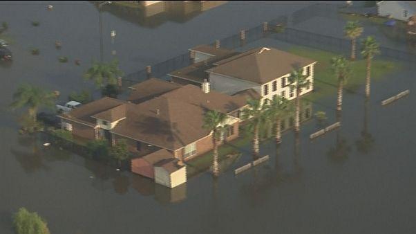 Спасательная операция в Техасе