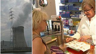 """ألمانيا توزع """"أقراص اليود"""" خشية تسرب إشعاعي من بلجيكا"""