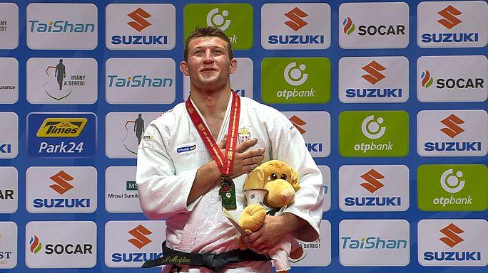 Europa también tiene algo que decir en el Campeonato del Mundo de Judo
