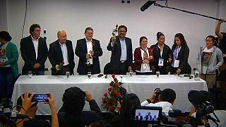 کلمبیا، شورشیان سابق فارک حزب سیاسی تاسیس کردند