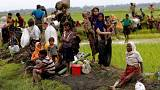 استمرار فرار مسلمي الروهينغا من ميانمار