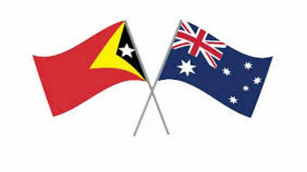 اتفاق بين استراليا وتيمور الشرقية بشأن الحدود البحرية