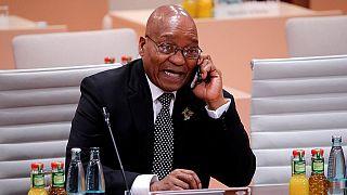 Afrique du Sud: après le père, le fils Zuma au coeur des scandales de corruption