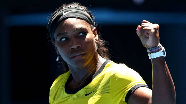 Serena Williams anne oldu
