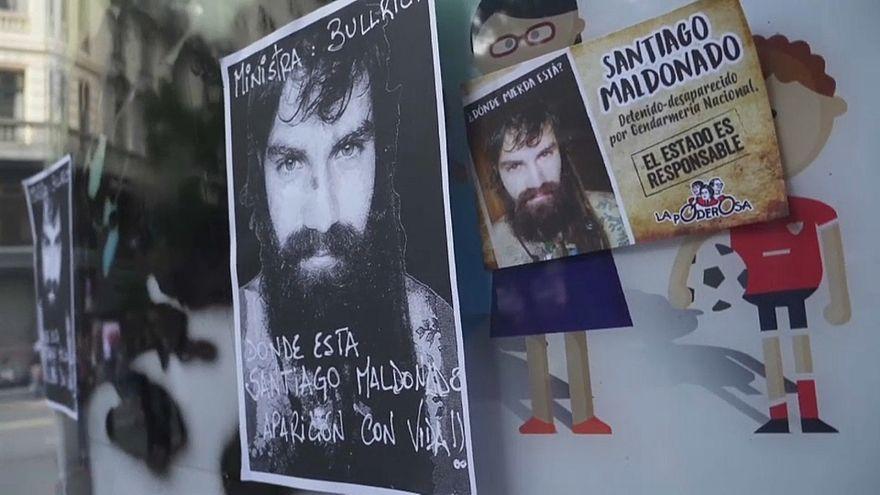 Összecsapások Argentínában egy aktivista eltűnése miatt