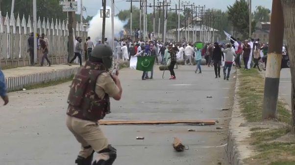 مواجهات بين القوات الهندية وانفصاليين في كشمير