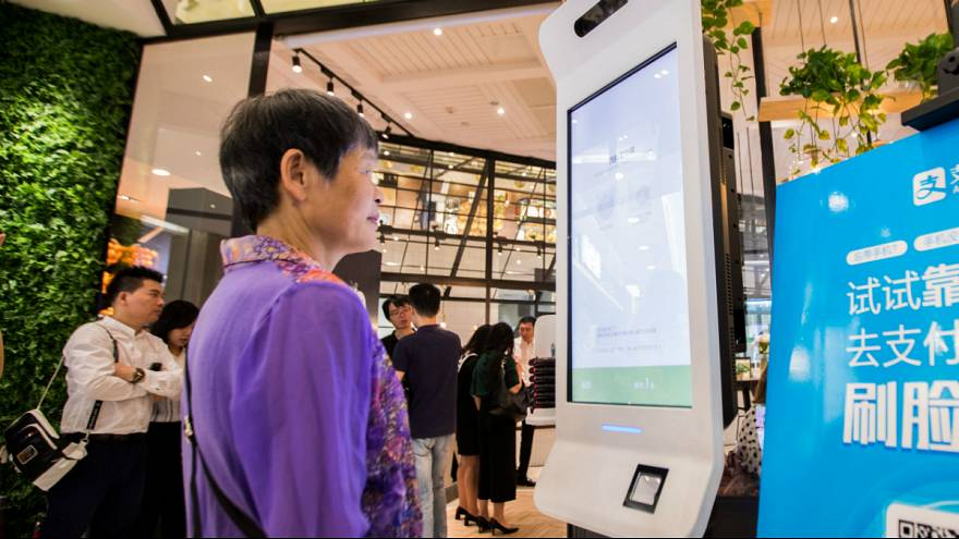 World's first facial recognition payment launched in China