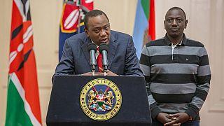 Kenya president & deputy threaten chief justice after poll annulment