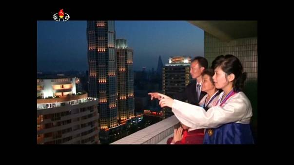 معرض في سيول يحاكي نموذج شقق بيونغ يانغ