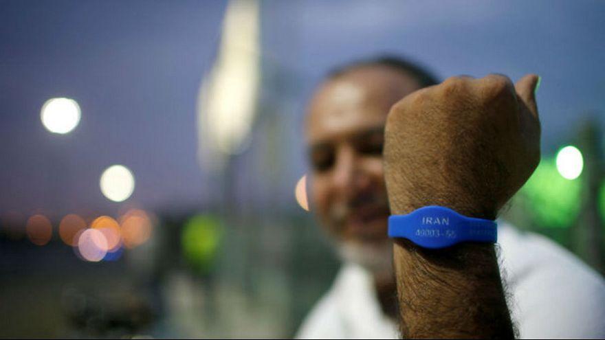 ابراز خشنودی زائران ایرانی از امنیت حج امسال
