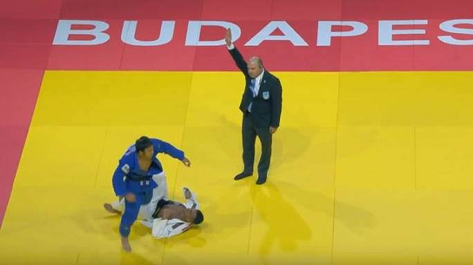 The invisible heroes of judo